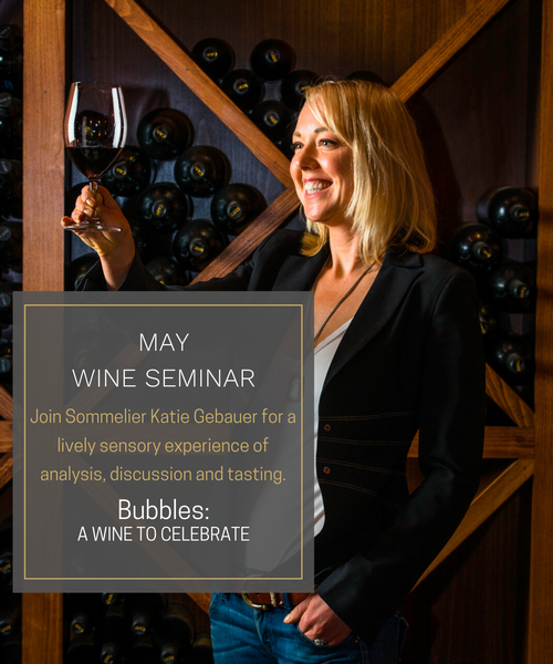 2020 May Wine Seminar: Bubbles