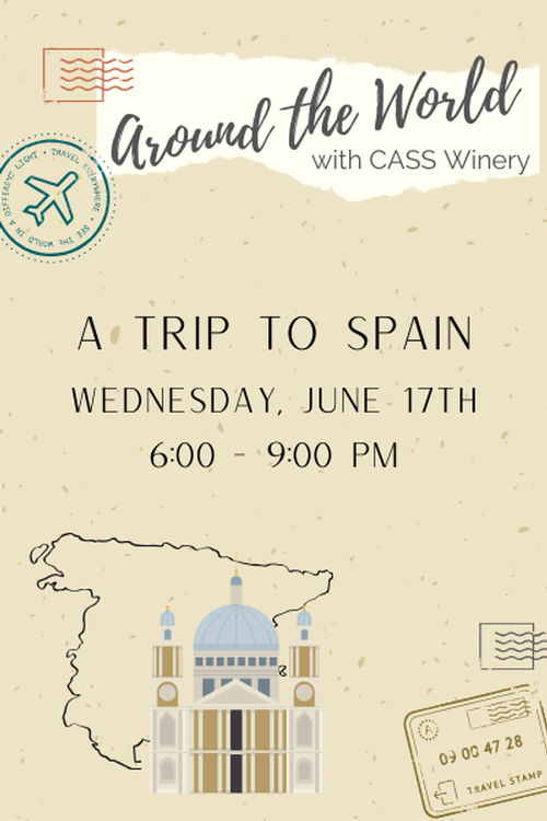 Wednesday's Around The World Dinner: Spain