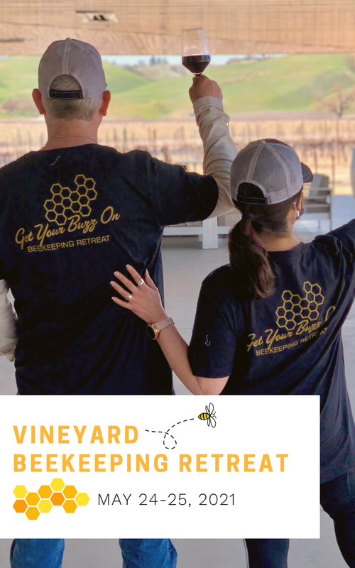 2021 Vineyard Beekeeping Retreat (May)
