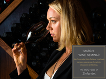2020  March Wine Seminar: Zinfandel